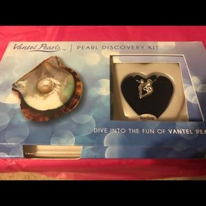 Jewelry - Vantel pearls discovary kit
